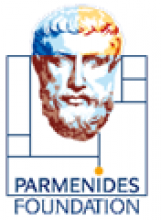 Parmenides Foundation logo